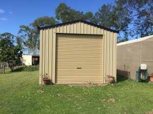 custom domestic shed single bay1