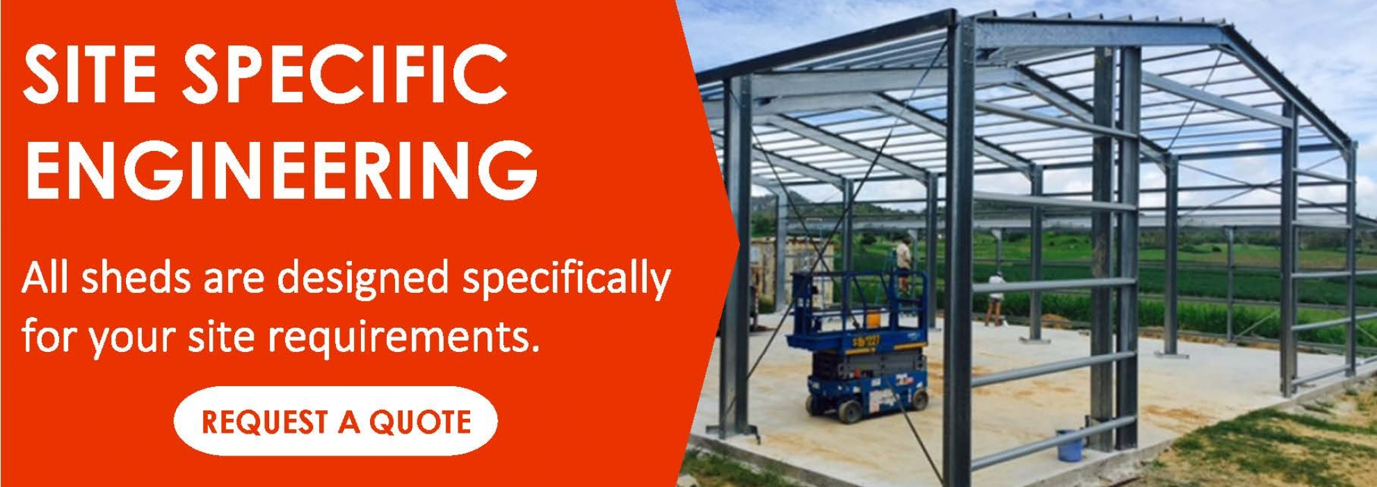 Site Specific Engineering - Request a Quote!