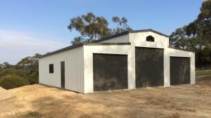 american barn shed