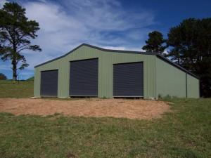 custom american barn